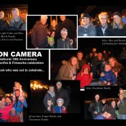 On Camera – Who was out celebrating at the fireworks